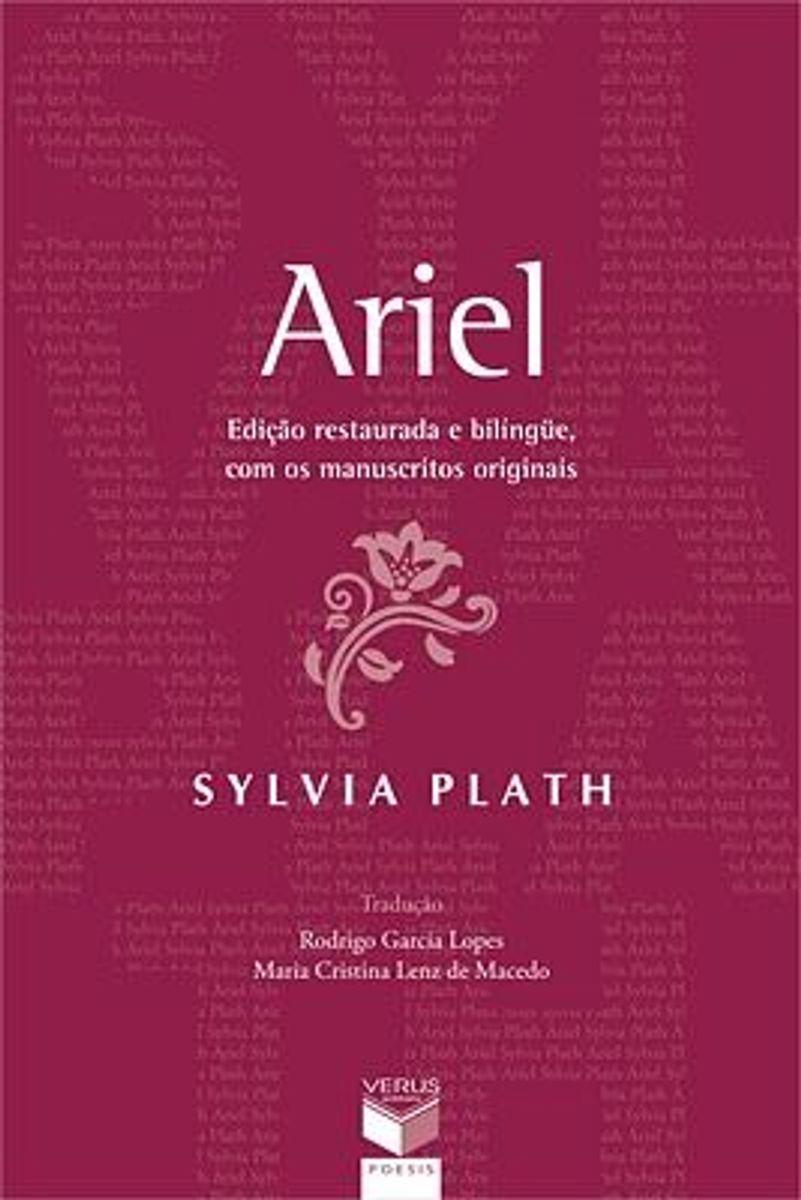 """Resenha – Livro """"Ariel"""", de SylviaPlath"""